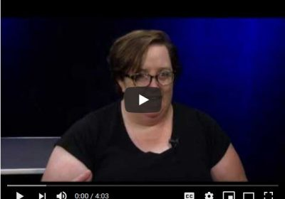 Lion Katie Stevenson on West Hartford Community TV